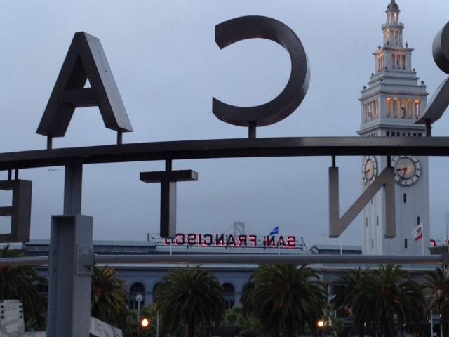 San Francisco sign