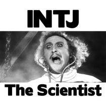 INTJ - the scientist