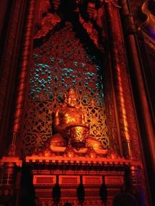 Fox Oakland interior shrine?
