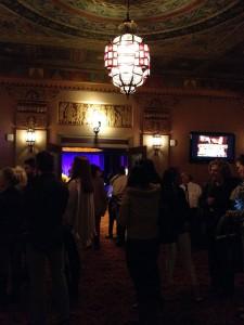Fox Oakland lobby