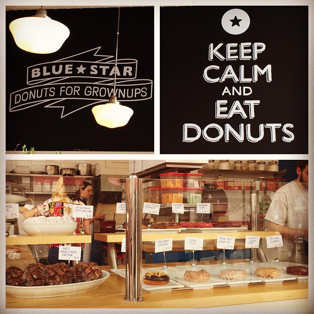 Blue Star Donuts Portland OR