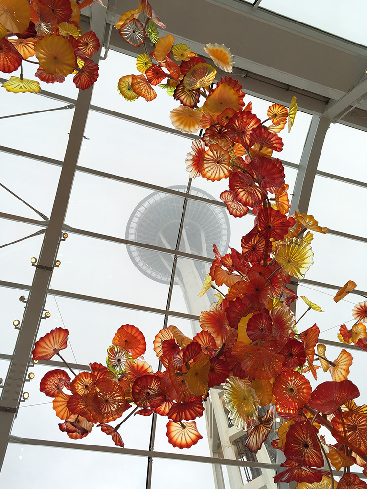 Chihuly Garden and Glass Needle