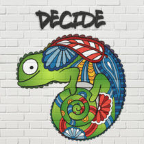 Decide vote chameleon